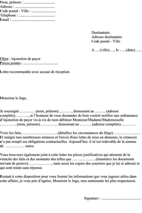 Modèle De Lettre De Mise En Demeure Loyer Impayé Mod 232 Le De Lettre Actualit 233 S Informations Pratiques