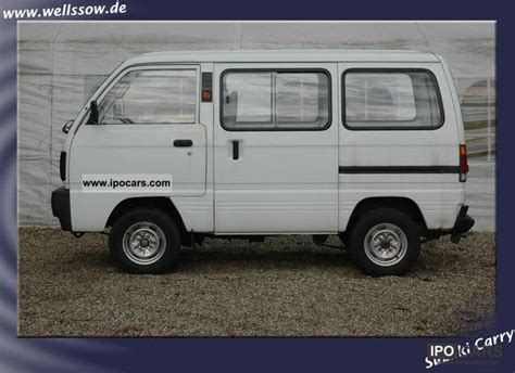 Suzuki Carry Cer 1990 Suzuki Carry Car Photo And Specs