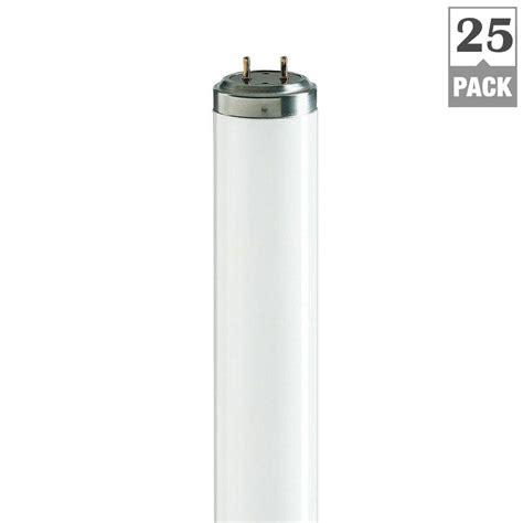 48 fluorescent black light bulbs philips 40 watt 48 in t12 linear fluorescent black light
