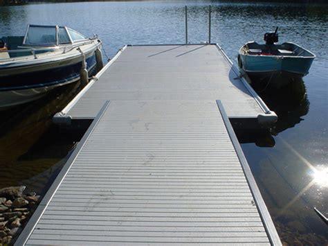 boat dock decking material docks decking market fibergrate composite structures
