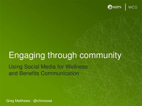 Social Media For Build Communities Engage Members engaging through community using social media for