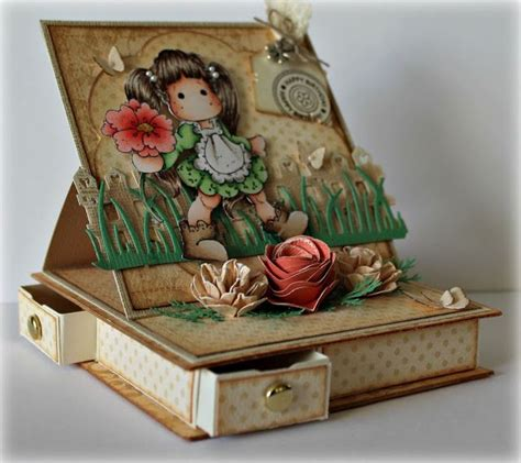 scrapbook layout easel 20 best images about easel box cards on pinterest