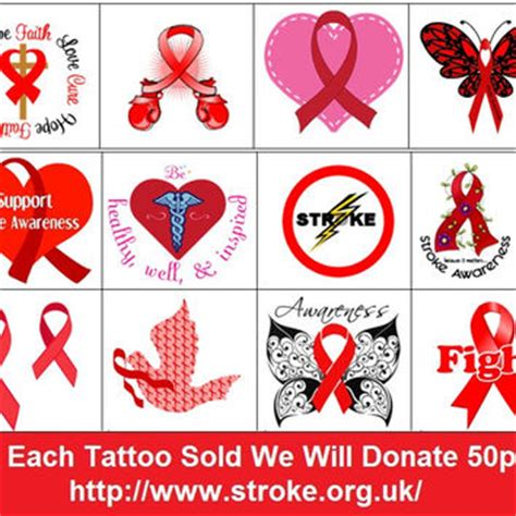 stroke awareness color shop awareness tattoos on wanelo