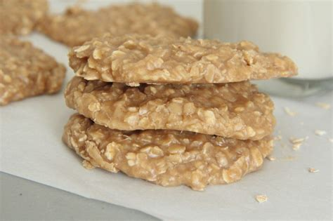 old fashioned peanut butter no bake cookies divas can cook