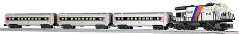 30169 new jersey transit ready to run set limited edition historic series ready to run nj transit