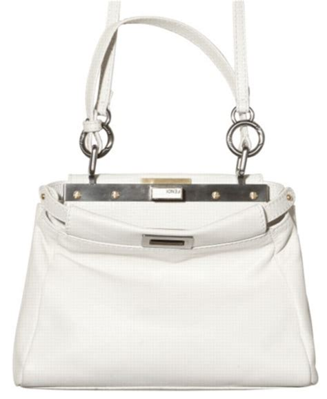 Limited Fendi Peek A Boo 23cm Original Leather Rp 4750000 2 fendi peek a boo designer handbags