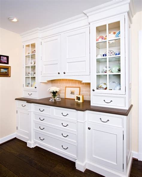 built in dining room hutch dining room hutch built ins woodwork pinterest