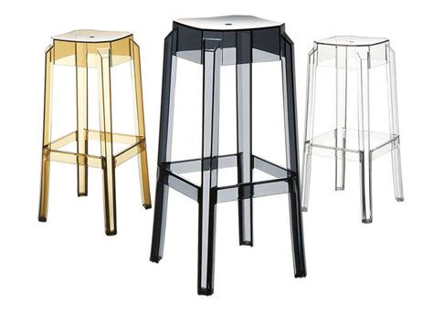 Tabouret De Bar Plexi by Tabouret De Bar Design Achatdesign