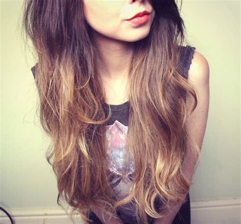 ambre hair love my hairstyle ombre hair is back