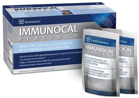Gluta Drink Platinum 2 boxes of immunocal platinum special introductory offer special one time new customer offer