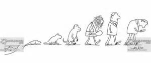 Evolution of man cartoons evolution of man cartoon funny evolution