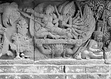 Arca Atau Liontin Ukir Budha candi prambanan bahasa indonesia ensiklopedia