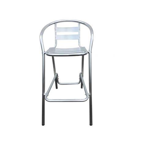 Tabouret Alu by Tabouret De Bar Aluminium Tabouret Aluminium Chaise