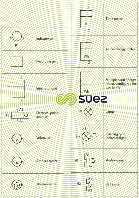 appliance wiring diagram symbols wiring diagrams