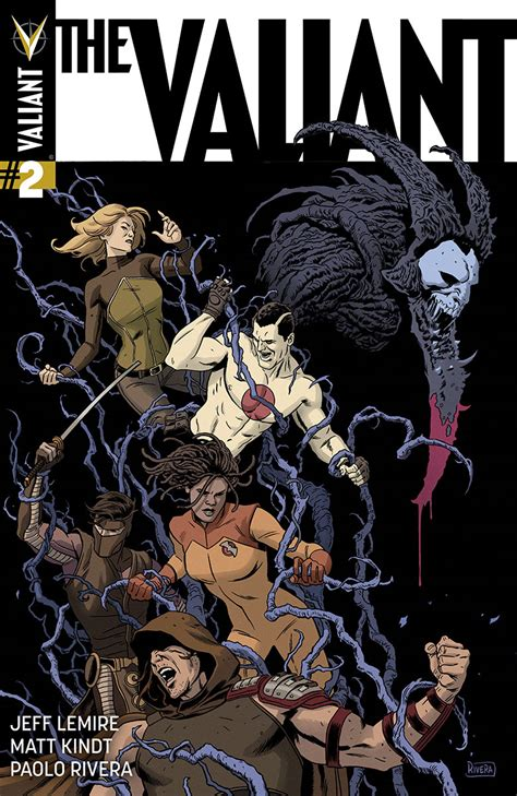 the valiant first look the valiant 2 the epic new series by lemire kindt and rivera continues in
