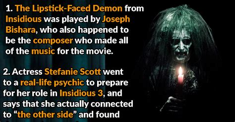 insidious film song 23 fear inducing facts about the insidious film franchise