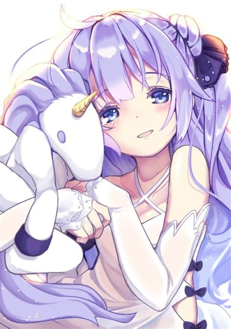 Anime Unicorn by Anime Unicorn Shared By マーメイド ᴹᴱᴿᴹᴬᴵᴰ