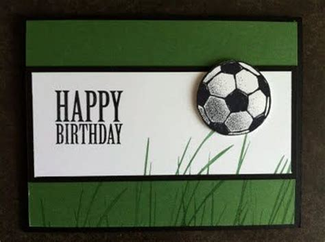 printable birthday cards soccer 13 best images about soccer card on pinterest be