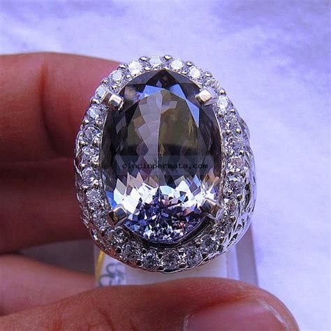 Batu Blue Topaz Top Quality batu mulia tanzanite sparkling top quality