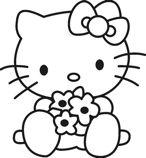 hello kitty coloring pages nerd free coloring pages of hello kitty as a nerd