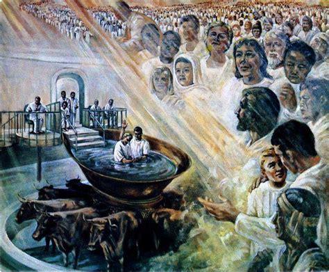 imagenes de genealogia sud el bautismo por los muertos de los mormones rel