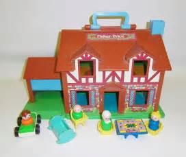 fisher price haus vintage fisher price house vintage playset
