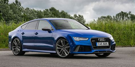 audi rs7 never backs down from a flight about audi