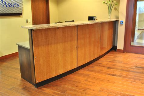 custom reception desk atlanta custom reception desk design atlanta custom