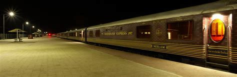 maharaja express top 10 popular trains in india by travelkhana