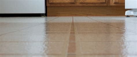 the best way to clean maintain your linoleum floors