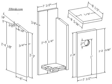 red bird house plans red bird house plans inspirational nestbox plans and dimensions for red headed