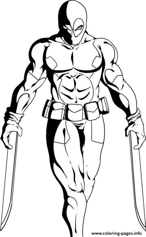 coloring dc dc villain deathstroke coloring pages printable