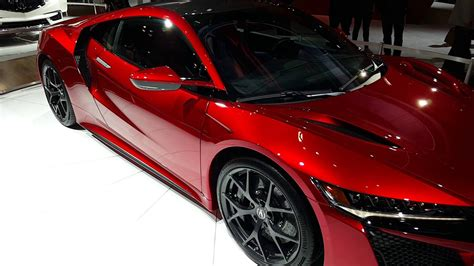 2018 acura nsx rumors and specs new car rumors and review