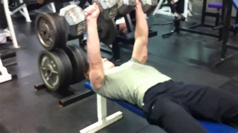 bench press 100 lbs 100 lb dumbbell bench press 100 lbs dumbbell press youtube