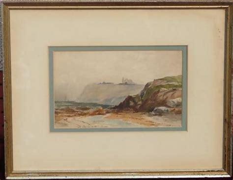 antique paintings for sale antique 19th century watercolor painting seascape for sale