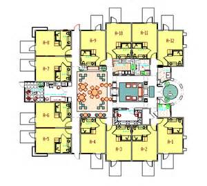 floor plans for assisted living facilities location integrated care communities
