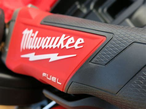 milwaukee fuel  grinder review home fixated