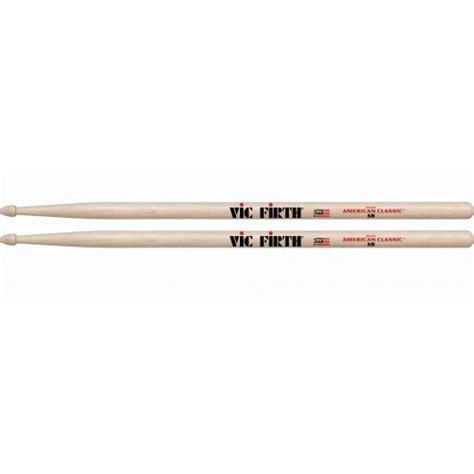 Stik Drum Vic Firth American Classic 5b Tip X5bn vic firth american classic drum sticks 5b wood tip