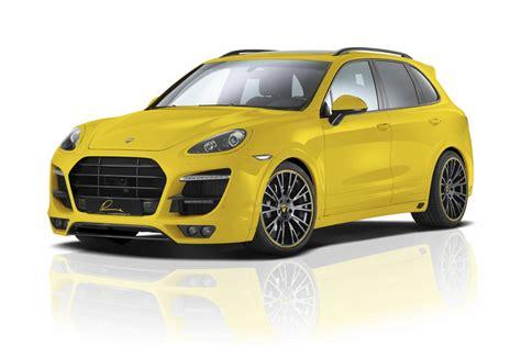 porsche lumma lumma unveils new porsche cayenne body kit autoevolution