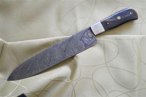 Sahako Chef kitchen 4 pcs. knives set   bone handle