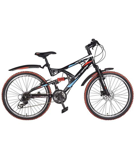 All About Bicycle 21 rx2 26t black 21 speed sprint bicycle with disc