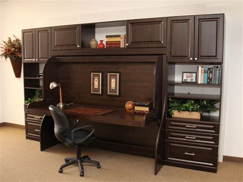 10 desk murphy beds space saving ideas and designs
