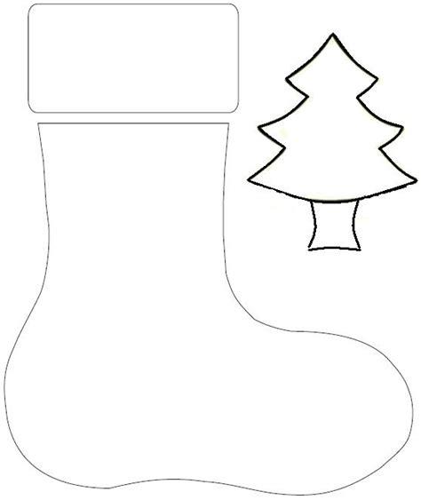 botas de papel para navidad bonita bota de navidad en fieltro en manualidades con fieltro