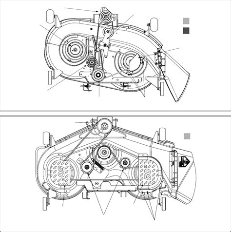 cub cadet drive belt diagram cub cadet lt1018 drive belt diagram wiring diagram