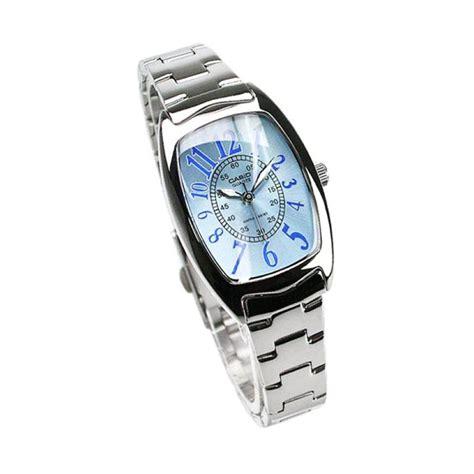 Jam Tangan Wanita Casio Original Stainliest Steel 2 jual casio original jam tangan wanita r 0551d 2f harga kualitas terjamin blibli