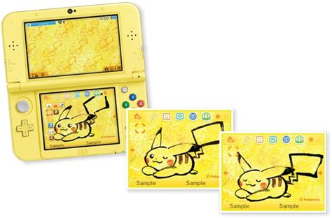 Laris 3ds Moon Asia sun moon 3ds themes coming with the japanese new 3ds bundles gonintendo