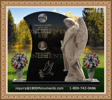 design invitation card unveiling memorial tomb stones