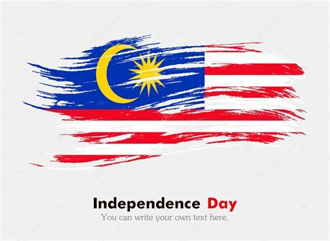 wallpaper design online malaysia flag of malaysia in grungy style stock vector