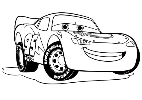 Coloring Page Cars 3 by Cars 3 To Print For Free Cars 3 Coloring Pages