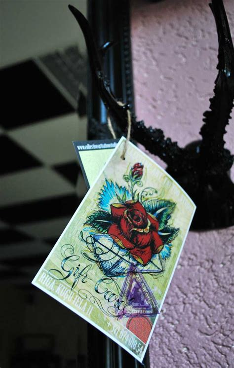 tattoo gift card gift card shop in riga collective studio
